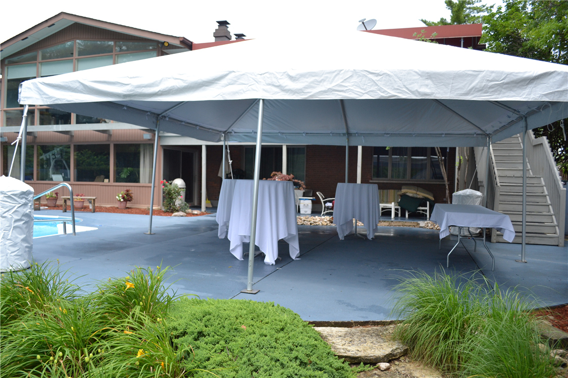 Event Tent Rental Party Packages Agogo Rentals